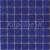 Mozaika sklenená  0-PRIMULA jednofarebná 20x20mm - 32,7x32,7cm