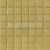 Mozaika sklenená  0-BANÁN jednofarebná 20x20mm - 32,7x32,7cm