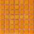 Mozaika sklenená  0-POMARANČ jednofarebná 20x20mm - 32,7x32,7cm