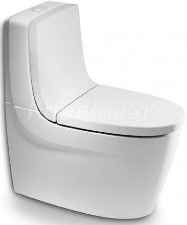 roca khroma wc misa kombi hlbok splachovanie vario odpad bez n dr ky biela. Black Bedroom Furniture Sets. Home Design Ideas