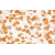 Cersanit DIANTUS ORANGE INSERTO FLOWER 25X40, obklad-dekor WD297-006,1.tr.