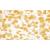 Cersanit DIANTUS YELLOW INSERTO FLOWER 25X40, obklad-dekor WD297-007,1.tr.