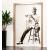 JAP sklenené posuvné dvere 60,70,80,90/197cm - GRAFOSKLO - dvojkrídlové - motív Jazz