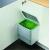 Alveus SESAMO 1 x 16l - kuchynský odpadkový kôš - montáž do dvierok kuchynskej linky