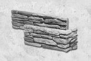 Stegu CALIFORNIA 2 Grey Roh - rohový kamenný obkladový prvok