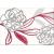 Cersanit DARIA dekor INSERTO FLOWER B 25X35