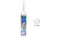 Mapei MAPESIL AC 100 silikónový tmel, protiplesňový, 310 ml, biela