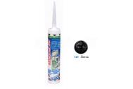 Mapei MAPESIL AC 120 silikónový tmel, protiplesňový, 310 ml, čierna