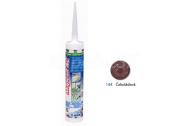Mapei MAPESIL AC 144 silikónový tmel, protiplesňový, 310 ml, čokoládová