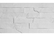 Stegu CAIRO 2 - moonlight, interiérový kamenný obklad, farba-biela