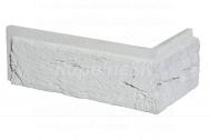 Stegu BOSTON 2 - white, tehlový obklad-roh
