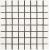 APE MOSAICO ADORABLE WHITE 20X20 mozaika obklad 8mm