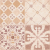 Sapho CRETA Decor Brown 20X20 (bal=1m2)