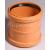 PVC kanalizačná spojka s dorazom KGMM 200