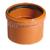 PVC kanalizačné hrdlo 200 samostatné lepiace na ruru, vr. tesnenia