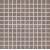 Rako UNISTONE mozaika set 30x30 cm 2,5x2,5cm šedohnedá DDM0U612, 1.tr.