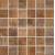 RAKO ERA mozaika-set 30x30 cm, červenohnedá-matná , DDM05708