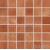 RAKO VIA mozaika-set 30x30 cm, červenohnedá-matná , DDM05712