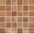 RAKO VIA mozaika-set 30x30 cm, hnedá-matná , DDM05713