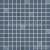 Rako UP mozaika set 30x30 cm 2,5x2,5cm, modrá, WDM02511, 1.tr.
