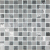 Ceramstic MOZAIKOVÉ SKLO Mirror Silver MS-17 obklad dekor lesklý 30x30