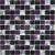 Ceramstic MOZAIKOVÉ SKLO Ciruela MS-22 obklad dekor 30x30
