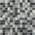 Ceramstic MOZAIKOVÉ SKLO Arte Grey MS-15 obklad dekor 30x30
