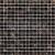 Ceramstic MOZAIKOVÉ SKLO Fine Chestnut MS-21 obklad dekor 33x33