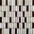 Ceramstic MOZAIKOVÉ SKLO A KAMEŇ Brown Mix MSK-11 obklad dekor 31x30,8