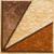 Paradyz RUFUS Beige 7,7x7,7 dlažba-roh matný mrazuvzd, R10