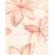 LILIUM rose inserto flower, obklad-dekor 40×50cm, WD 298-006, set