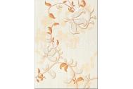 Cersanit ELISA dekor ORANGE INSERTO FLOWER 25X35