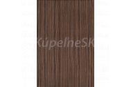 Cersanit VIRGA obklad BROWN 30X45 G1