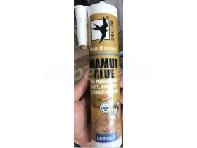 Den Braven lepidlo Mamut Glue High Tack Podlahový 290ml, biely