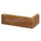 Stegu COUNTRY 610 Roh - rohový tehlový  obkladový prvok, mrazuvzdorný