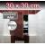ZAVRZ Revízne dvierka š x v 30x30 cm s PUSH systémom, Kovový rám