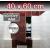 ZARZ revízne dvierka pod obklady 40x60 cm, otváranie click-clack, pozink oceľ+lišta 8/10mm