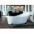 Knief VICTORIAN voľne stojaca akrylátová vaňa 174,5x83x81/65cm, 185l, biela