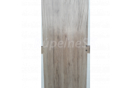 INVADO SET dvere TAURUS plné, 80 Pravé, fólia Dub Naturo B587+zárubeň E+Romana BB zámok
