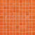 Tubadzin WAVE Orange 30x30 obklad-mozaika lesklá