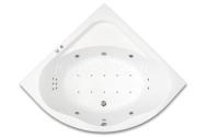 Arttec PAN04360 GAIA 2 LUXUS 150x150 Hydro a Air masážna akrylátová vaňa
