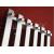 P.M.H. Pluto kúpeľňový designový radiátor 1500/245 (v/š), 406W, ostat fareb úpravy (RAL)