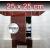 ZAVRZ Revízne dvierka š x v 25x25 cm s PUSH systémom