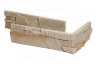 Stegu BOLZANO 2 kamenný obklad-Roh interiér/exteriér, mrazuvzdorný
