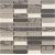 APE MOSAICO DECO GREY 30X30 matná dlažba 8mm mozaika