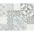 APE ANIKO WHITE MIX 20X50 matný obklad 9mm dekor