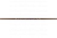 PAMESA KENYA LIST.BERÝLIUM BRONZE GLITTER Moulding 2X60 cm obklad-listela lesklá