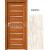 INVADO SET Rámové dvere LINEA FORTE 5 so sklom, Enduro Plus fólia Dub Retro+zárubeň+kľučka