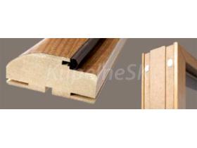 DRE obložková zárubňa fólia dyha DRE-CELL iba pre hrúbku steny 100 mm