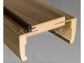 DRE obložková zárubňa fólia dyha DRE-CELL  pre hrúbku steny 140-160 mm